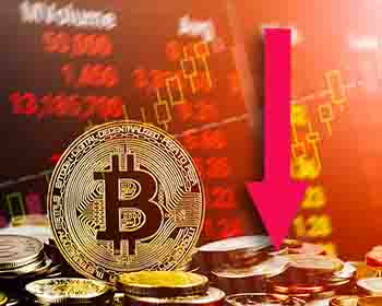 Kripto Piyasaları 70 Milyar Dolar Kaybetti, Bitcoin 50 Bin Doların Altında